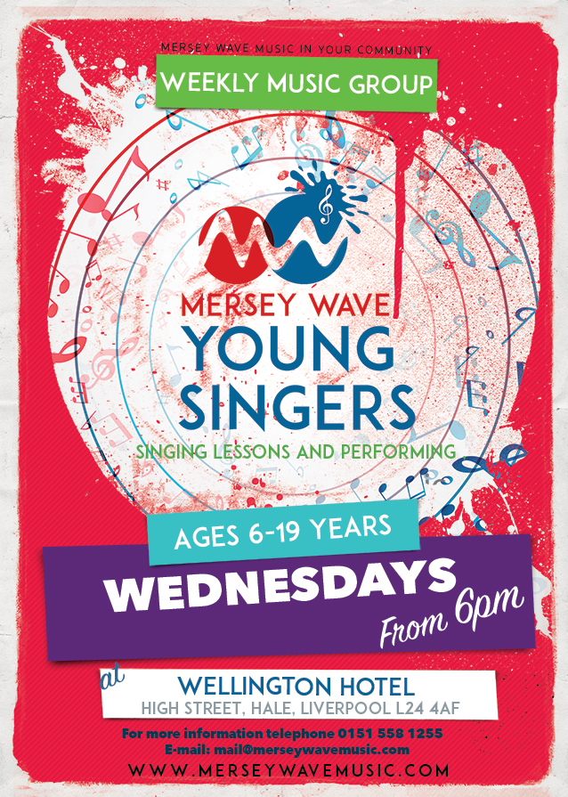 young singers flyer@0,25x