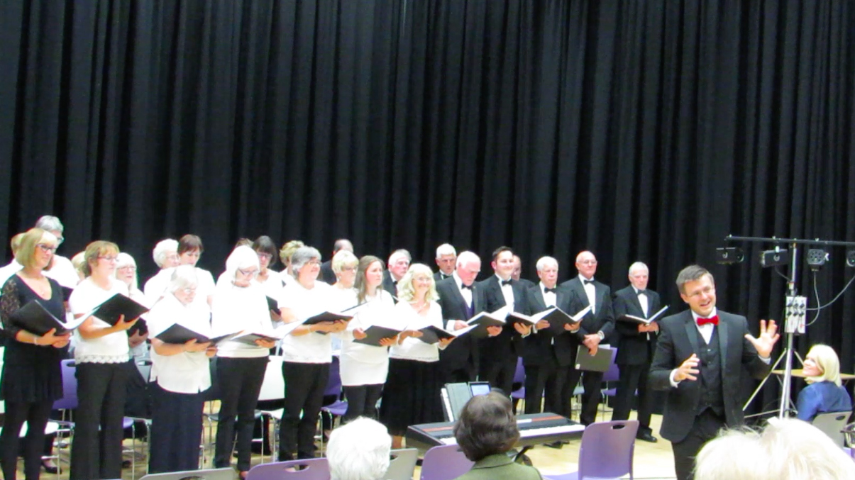 Mersey Wave Choir concert at ESLA