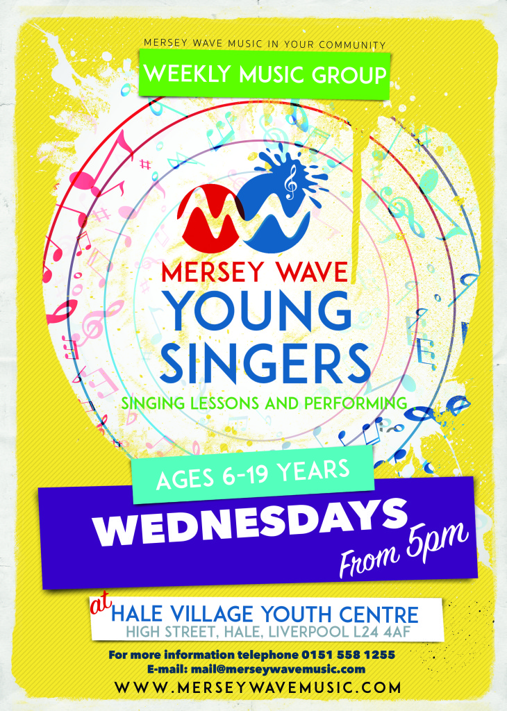 young singers flyer