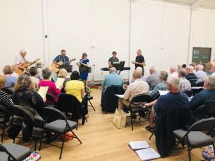 Mersey Wave Music Choir Liverpool